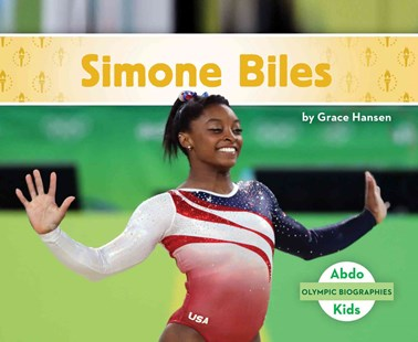 Simone Biles - Non-Fiction Biography