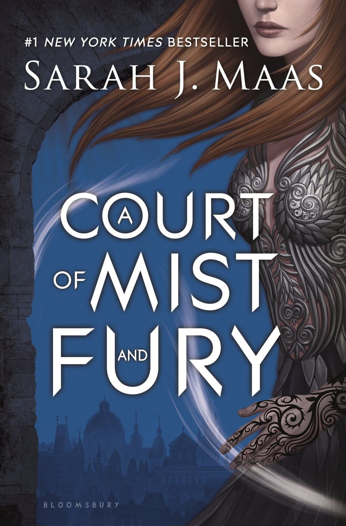 Court of Mist and Fury (A Court of Thorns Book 2)
