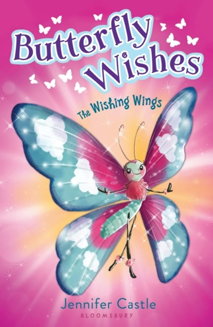 (ebook) Butterfly Wishes 1: The Wishing Wings