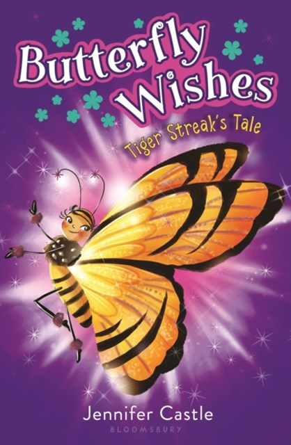 (ebook) Butterfly Wishes 2: Tiger Streak's Tale