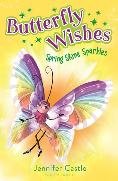 Butterfly Wishes 4: Spring Shine Sparkles