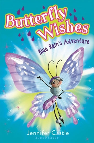 Butterfly Wishes 3: Blue Rain's Adventure