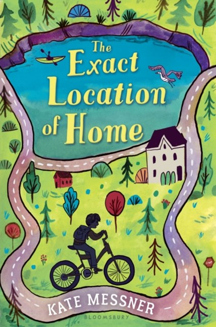 (ebook) Exact Location of Home