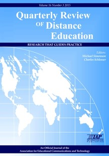 (ebook) Quarterly Review of Distance Education - Journal Issue - Education Trade Guides