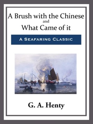 (ebook) A Brush with the Chinese and What Came of it