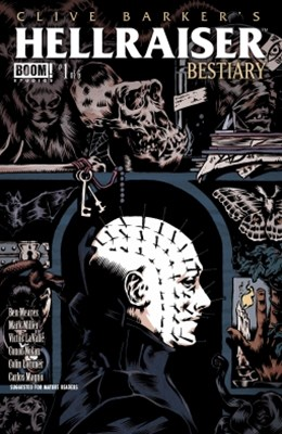 Clive Barker's Hellraiser: Bestiary #1