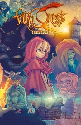 (ebook) Fairy Quest: Outcasts #1