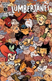 (ebook) Lumberjanes #15 - Graphic Novels Comics