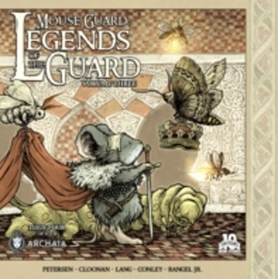 (ebook) Mouse Guard Legends of the Guard Vol. 3 #4 (of 4)