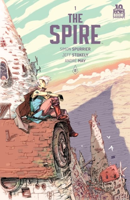 Spire #1 (of 8)