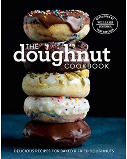 The Doughnut Cookbook
