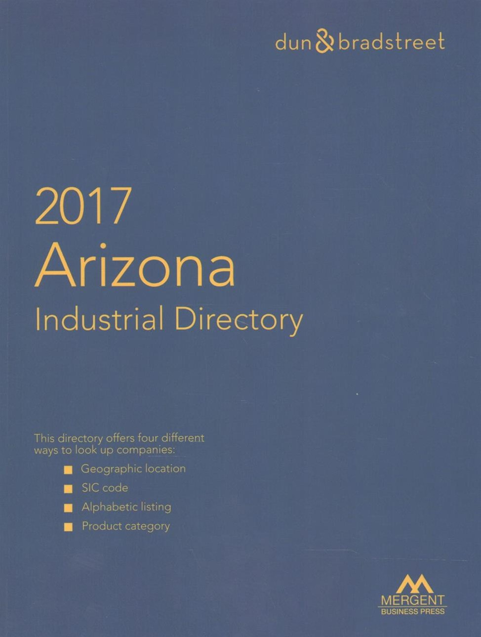 Arizona Industrial Directory 2017