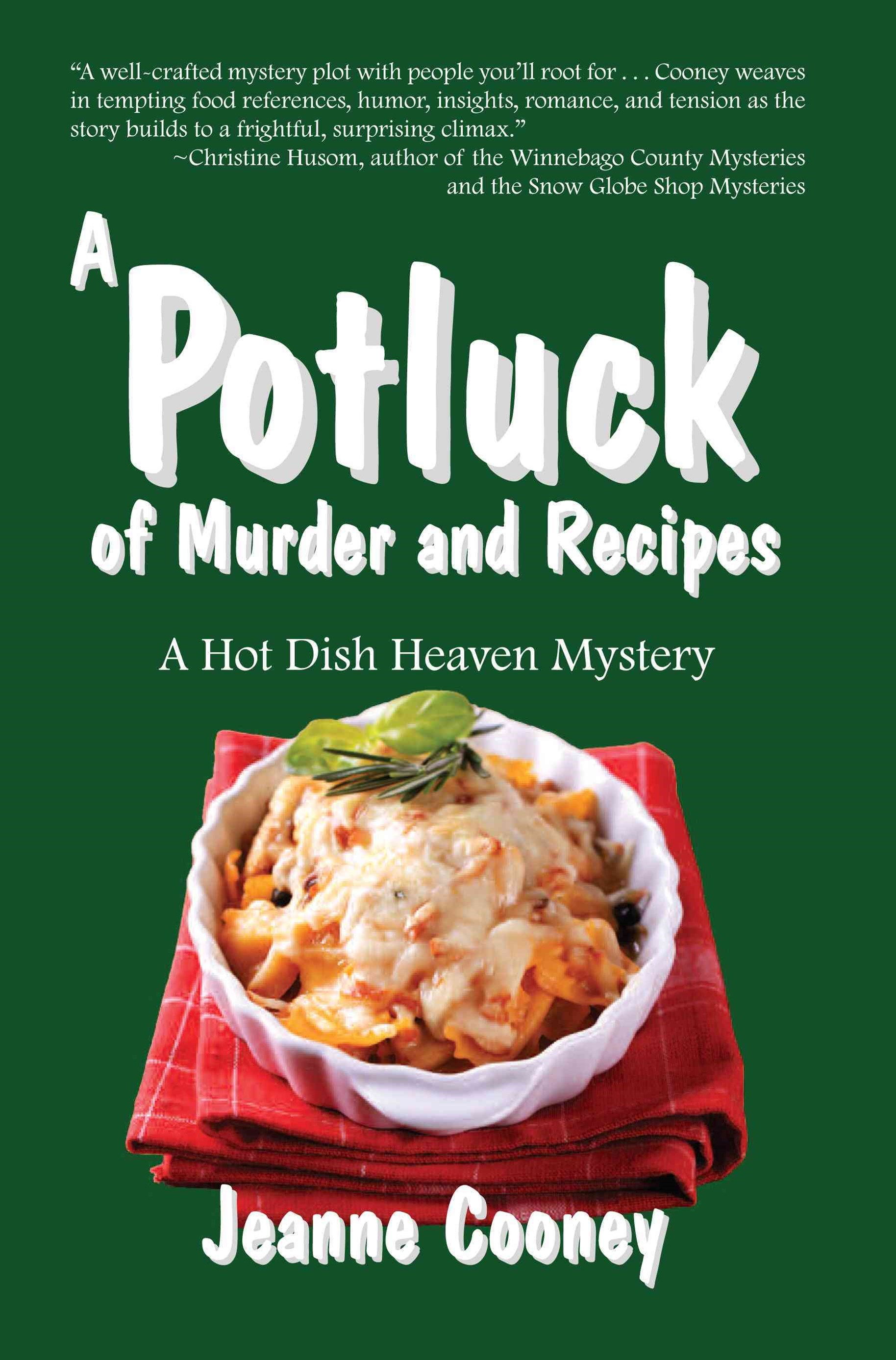 A Holiday Potluck with Murder and Recipes
