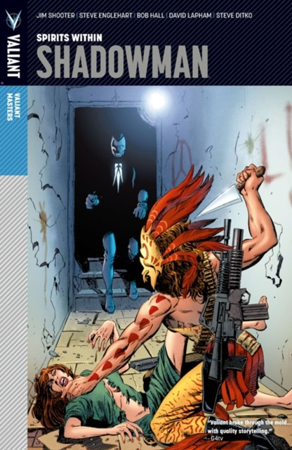 (ebook) Valiant Masters: Shadowman Vol. 1 - Spirits Within