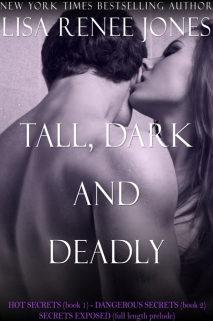 Tall, Dark and Deadly 3 book box set