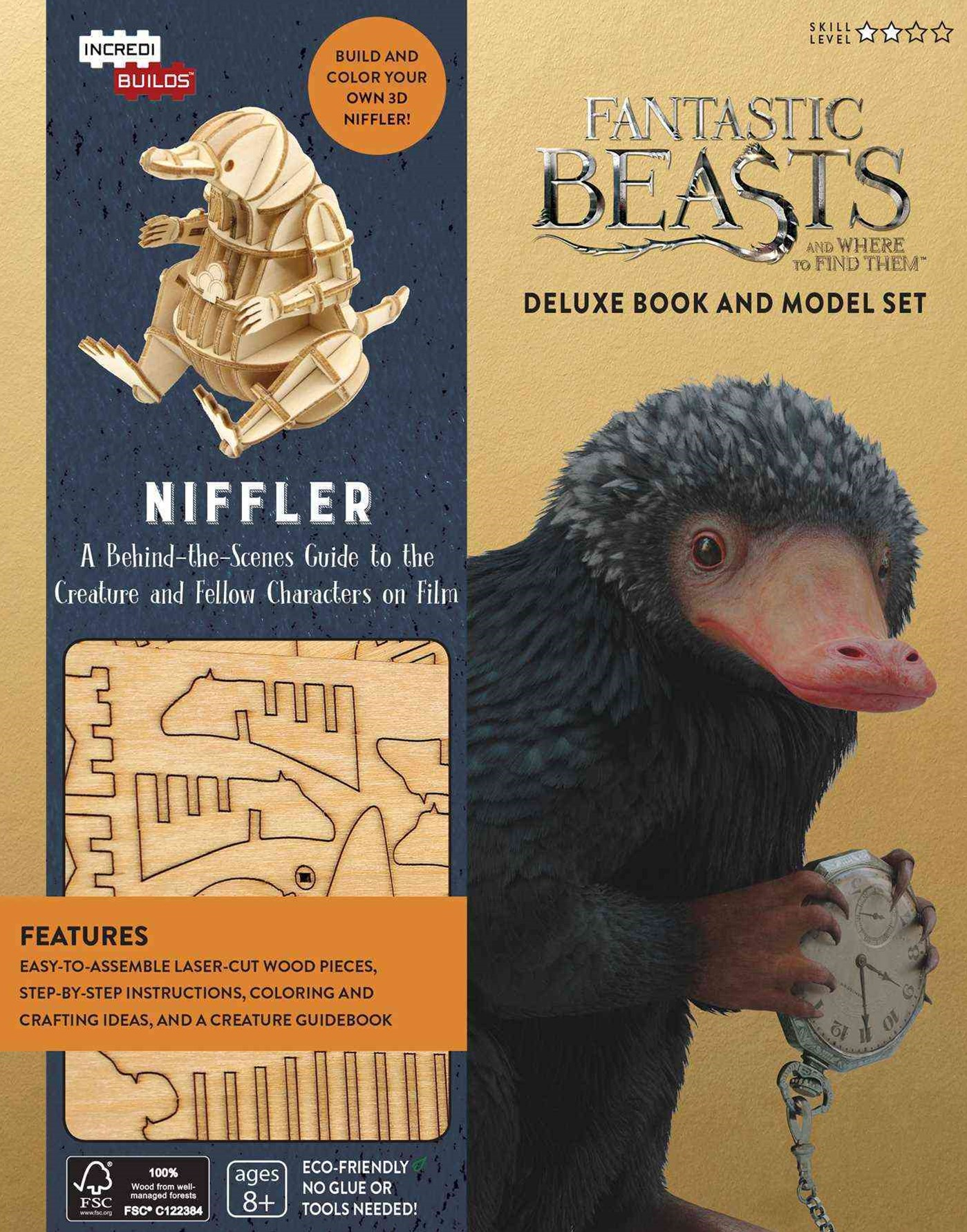Incredibuilds: Fantastic Beasts and Wher