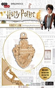 IncrediBuilds Emblematics: Harry Potter: Ravenclaw - Children's Toys & Games Building & Blocks