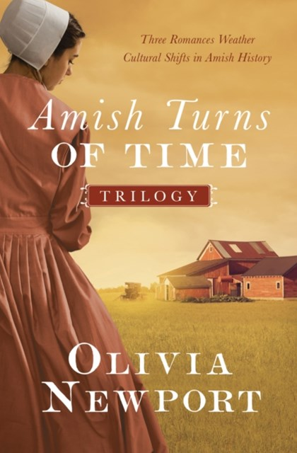 Amish Turns of Time Trilogy