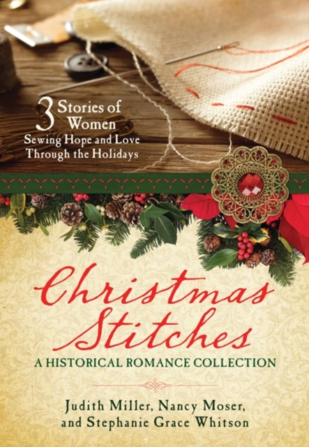 (ebook) Christmas Stitches: A Historical Romance Collection