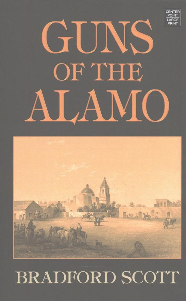 Guns of the Alamo