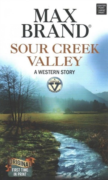 Sour Creek Valley