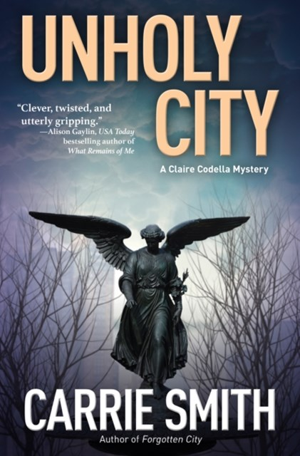 (ebook) Unholy City