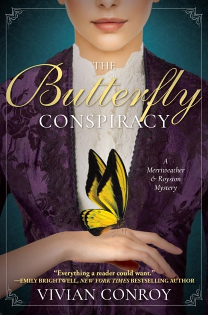 (ebook) Butterfly Conspiracy