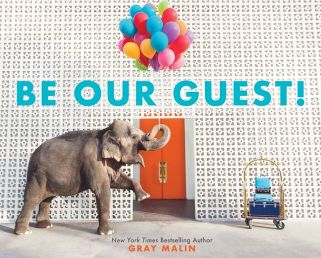 (ebook) Be Our Guest!