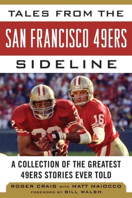 (ebook) Tales from the San Francisco 49ers Sideline