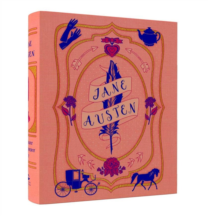 Literary Stationery Sets: Jane Austen