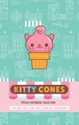 Kitty Cones Pocket Notebook Collection Set