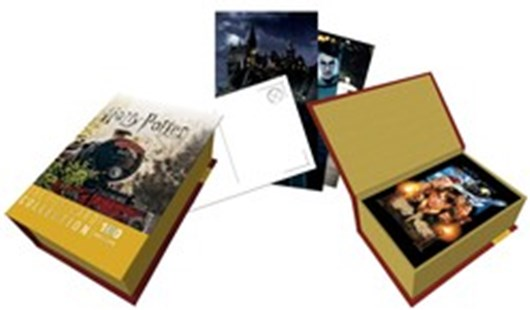Harry Potter: The Postcard Collection - Cards & Wrap Postcards