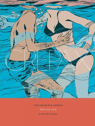 The Complete Crepax 4