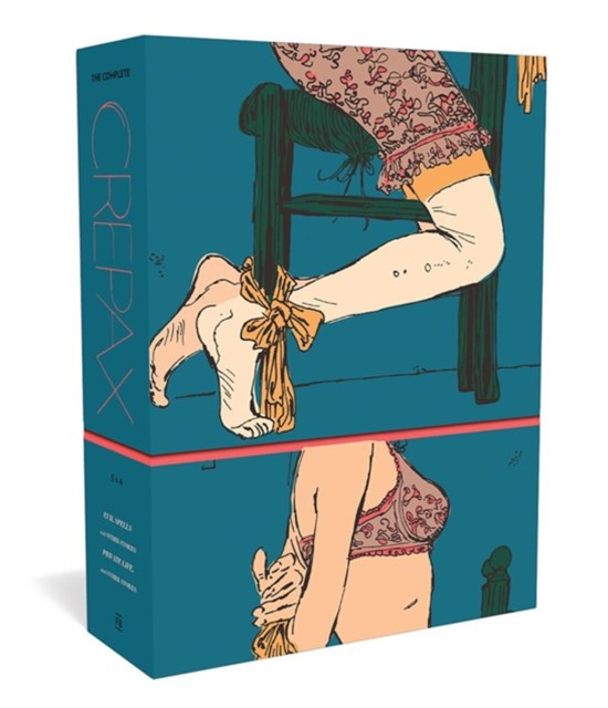 The Complete Crepax Gift Set