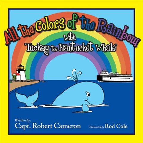 Tuckey and All the Colors of the Rainbow
