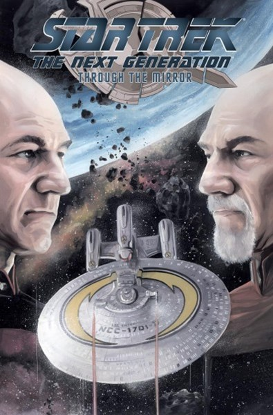 Star Trek - the Next Generation - Through the Mirror