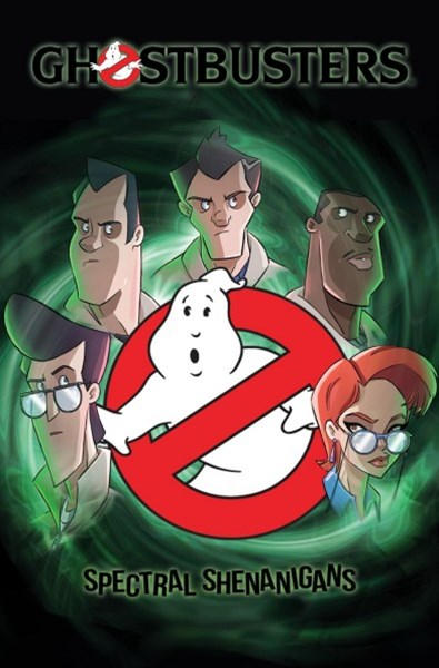 Ghostbusters - Spectral Shenanigans 1