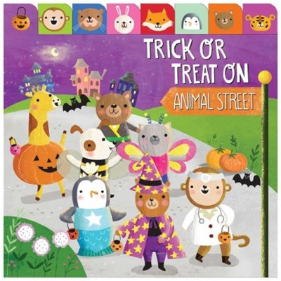 Trick or Treat on Animal Street