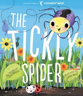 The Tickly Spider by Margaret Wise Brown, Linda Bleck (9781684127498) - HardCover - Children's Fiction Classics