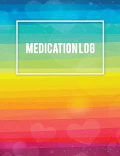 Medication Log by Bluesky Planners (9781720911135) - PaperBack - Reference Medicine