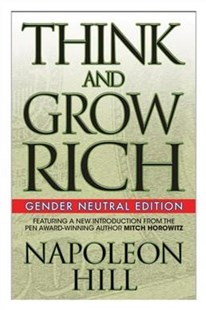 Think and Grow Rich by Napoleon Hill, Mitch Horowitz (9781722501020) - PaperBack - Self-Help & Motivation Inspirational