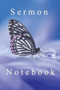 Sermon Notebook by Wj Journals (9781723715990) - PaperBack - Religion & Spirituality Christianity