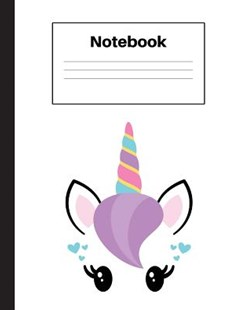 Notebook by Unicorn Essentials Press (9781724361813) - PaperBack - Education Trade Guides