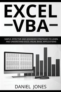 Excel VBA by Daniel Jones (9781728602745) - PaperBack - Business & Finance Accounting