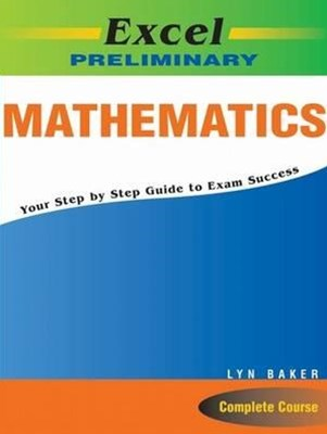 Excel Study Guide: Preliminary Mathematics Year 11