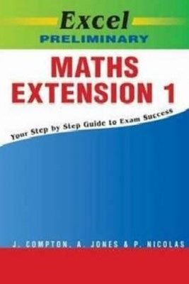 Excel Study Guide: Preliminary Maths Extension 1 Year 11