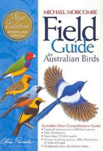 Field Guide to Australian Birds by Michael Morcombe (9781740214179) - HardCover - Pets & Nature Birds