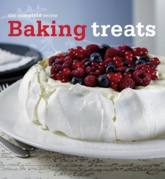 Baking Treats The Complete Ser