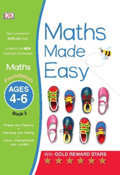 Maths Made Easy: Foundation Book 2