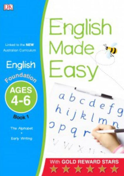 English Made Easy: Foundation Book 1